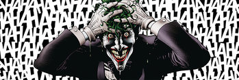 The Joker - Killing Joke Плакат