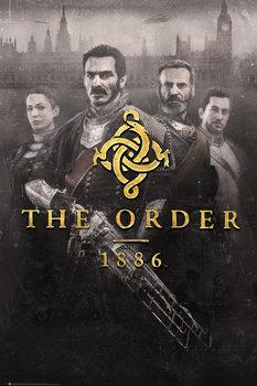 The Order 1886 - Key Art Плакат