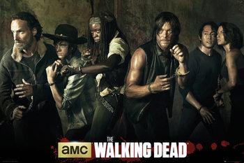 The Walking Dead - Season 5 Плакат