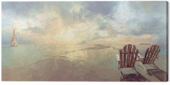 Платно Malcolm Sanders - Heavenly Dawn