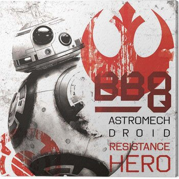 Платно Star Wars The Last Jedi - BB - 8 Resistance Hero