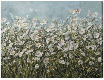 Платно Anne-Marie Butlin - White Cosmos