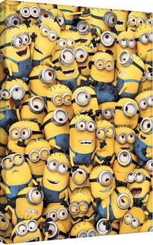 Платно Minions (Despicable Me) - many minions