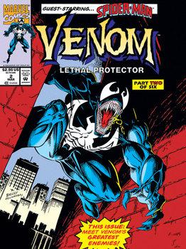Платно  Venom - Lethal Protector Comic Cover