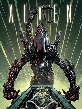 Платно  Vetřelec (Alien) - Green
