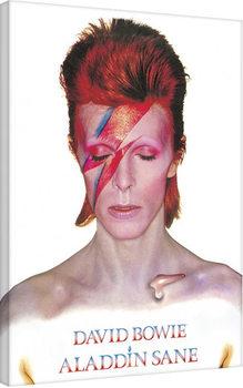 David Bowie - Aladdin Sane Принти на полотні