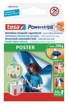 РамкаSelf-adhesive double-sided strip - removable without a trace