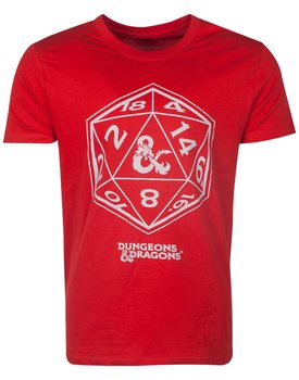 Dungeons & Dragons - Logo Риза