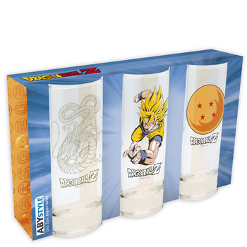 Dragon Ball - Logo Склянки