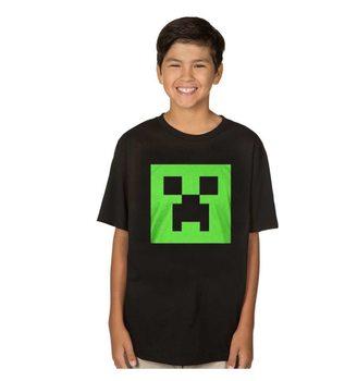 Minecraft - Creeper Сорочка
