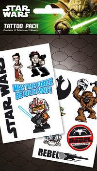 STAR WARS - rebel Татуировки