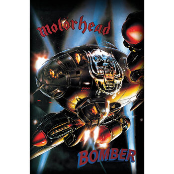 Текстильні плакати Motorhead - Bomber