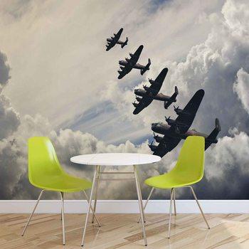 Bomber planes Фотошпалери