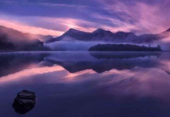 Dawn In Urkulu Фотошпалери