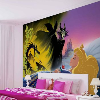 Disney Princesses Sleeping Beauty Фотошпалери