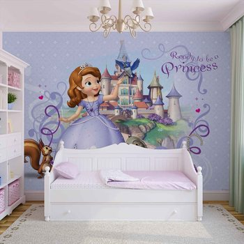 Disney Sofia First Фотошпалери