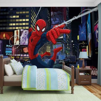 Spiderman Marvel Фотошпалери