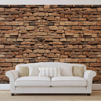 Stone Wall Фотошпалери