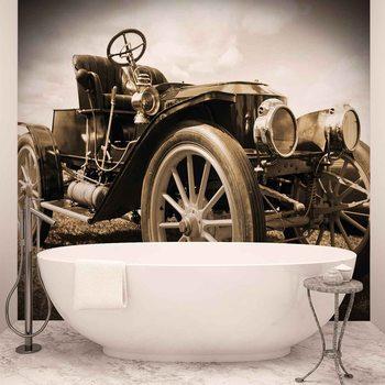 Vintage Car Фотошпалери