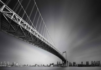 Bridge At Sumida River фототапет