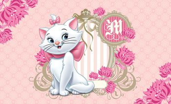 Disney Aristocats Marie фототапет