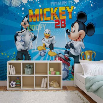 Disney Mickey Mouse фототапет