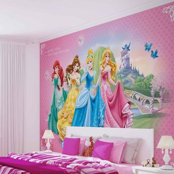 Disney Princesses Cinderella Belle Фото-тапети