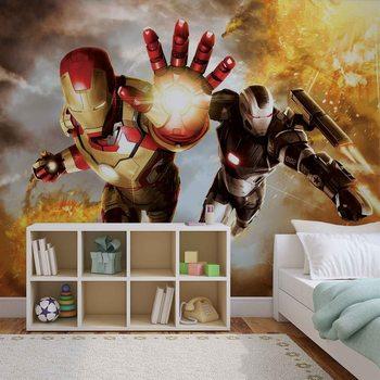 Iron Man Marvel Avengers фототапет