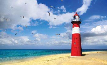 Lighthouse Beach фототапет
