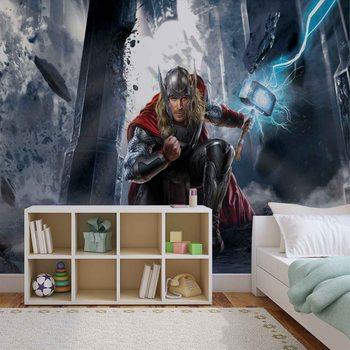 Marvel Avengers Thor фототапет