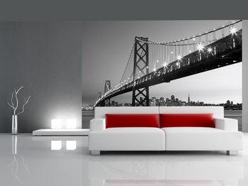 SAN FRANCISCO - skyline Фото-тапети