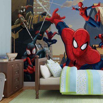 Spiderman Marvel фототапет