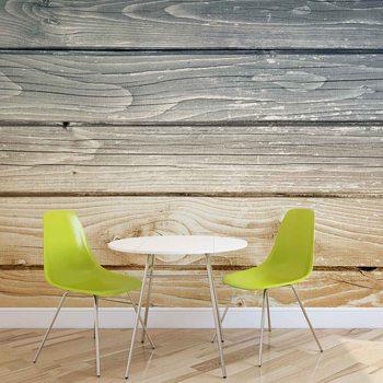 Wood Planks фототапет