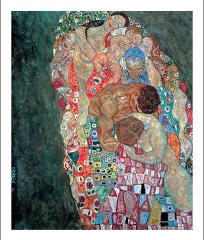 Death and Life (part) Художествено Изкуство