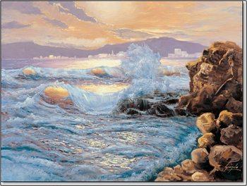 Gianola - Estate Al Mare Художествено Изкуство