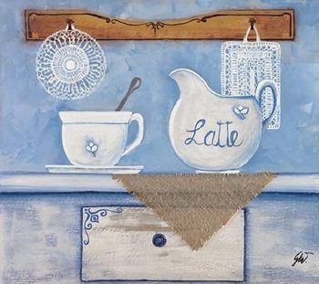 Lattee Художествено Изкуство