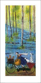 Sam Toft - Spring Художествено Изкуство