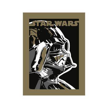 Star Wars - Darth Vader Художествено Изкуство