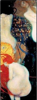 The Golden Fish Художествено Изкуство