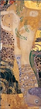 Water Serpents Художествено Изкуство