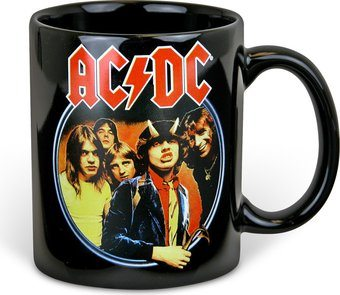 AC/DC - Devil Angus Чаши