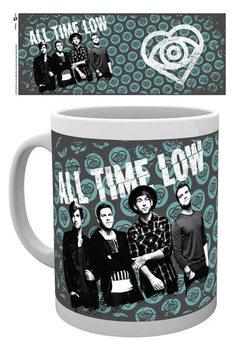 All Time Low - Eye Pattern Чаши