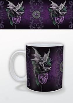 Anne Stokes - dragon beauty Чаши