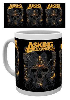 Asking Alexandria - Nails Чаши