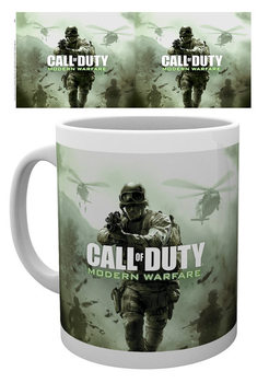 Call Of Duty: Modern Warfare - Key Art Чаши