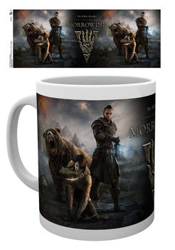 Elder Scrolls: Online Morrowind - Trio Чаши