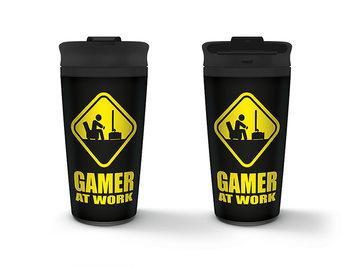 Gamer At Work Чаши