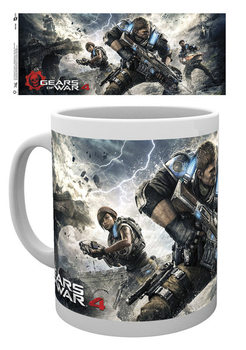 Gears Of War 4 - Game Cover Чаши