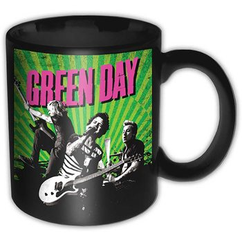 Green Day - Tour Чаши
