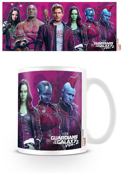 Guardians Of The Galaxy Vol. 2 - Characters Vol. 2 Чаши
